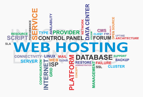 hosting graphic