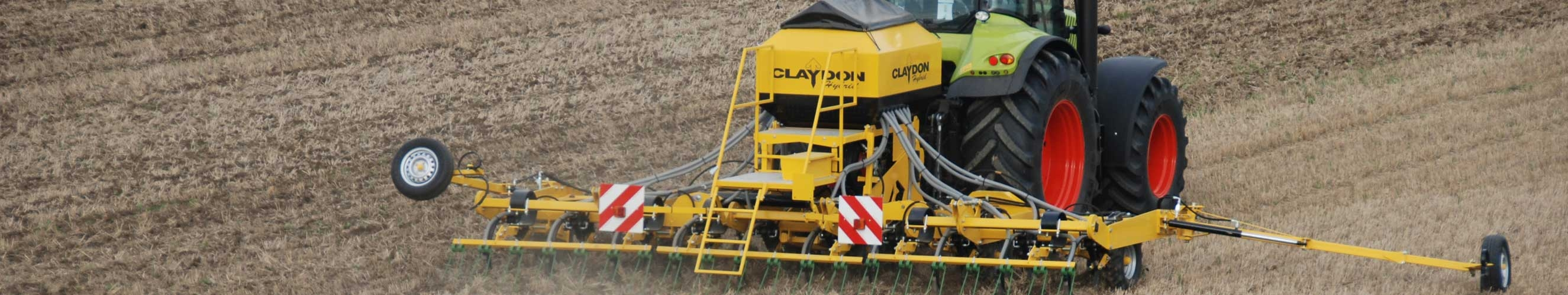 Claydon Drills